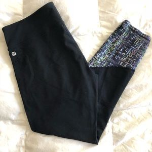 Fabletics XL high-rise leggings